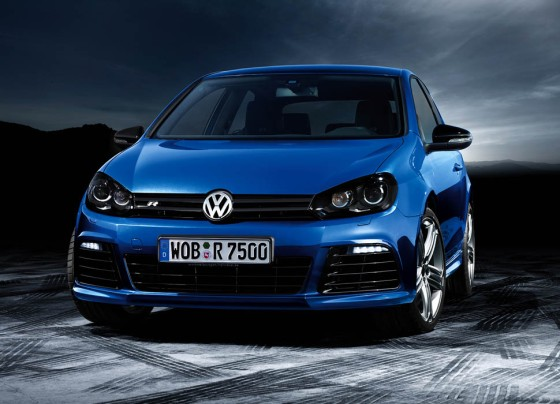VW Polo Blue