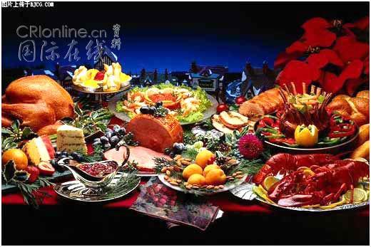 Bữa tiệc kiểu Pháp (法国大餐)