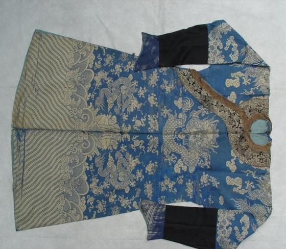 Thanh long bào (踏水鞋)